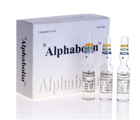 Alphabolin Methenolone Enanthate 100mg