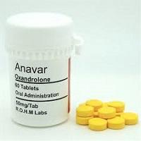 Anavar Oxandrolone 10mg, 50mg