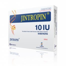 Jintropin 10 iu