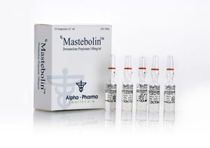 Mastebolin Drostanolone Propionate 100mg