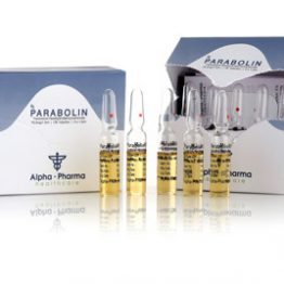 Parabolin Trenbolone Hexahydrobenzylcarbonate 76.5mg