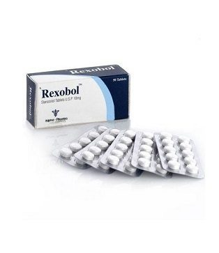 Rexobol 10mg tablets