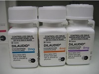 Dilaudid 4mg (Hydromorphone)